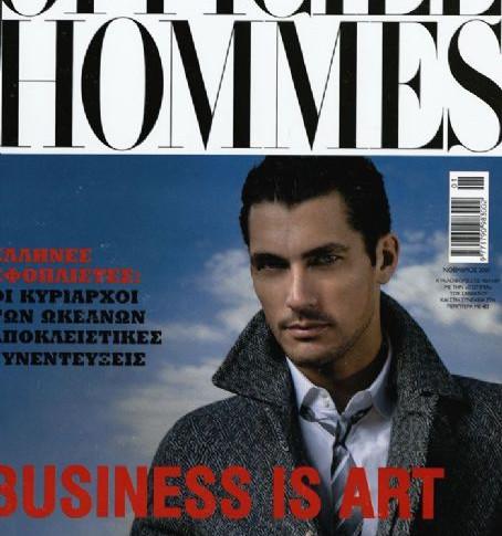L'Officiel Hommes, Greece