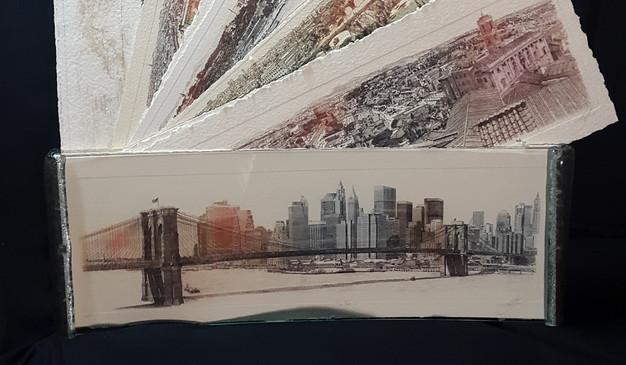Reccueil d'estampes panoramiques