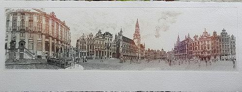Panoramique Bruxelles