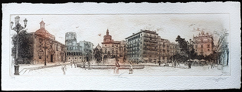 Panoramique Valencia