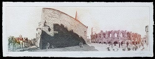 Panoramique Arles