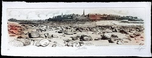 Panoramique Saint Malo