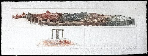 Panoramique Avila