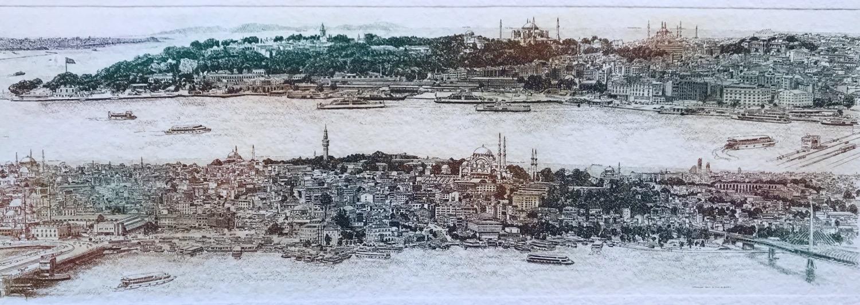 Panoramique Istambul