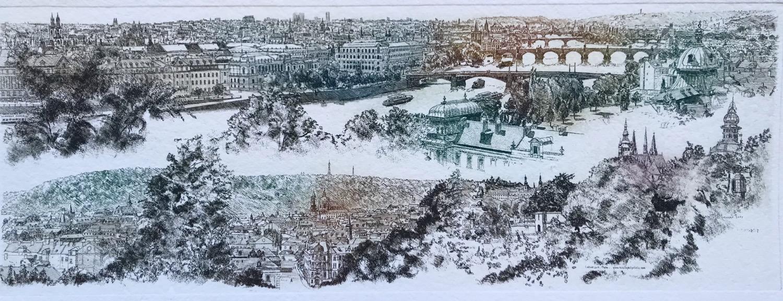 Panoramique Praha