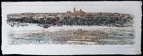 Panoramique Salamanca