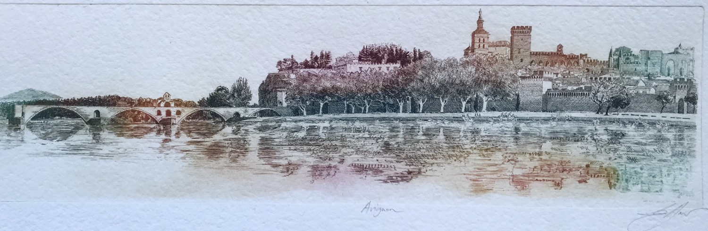 Panoramique Avignon