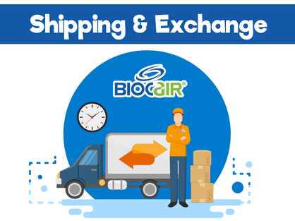 Shipping and Exchanges