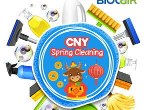 Spring Cleaning Tips for an OX-picious New Year