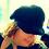 Thumbnail: Black brim hat