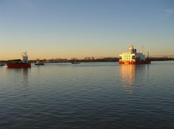 Barge transport