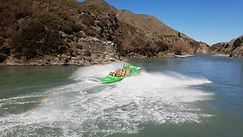 Jet Boating with Amuri jet hanmer springs,a must do and fammily fun for all
