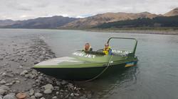 Headwaters Safari Amuri jet