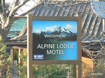 Alpine lodge motel in Hanmer springs is the palce to relax and then join Amuri jet boatin and rafting for the advenutre to make you saty one to remember