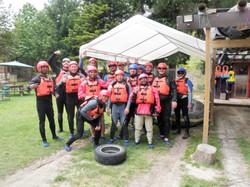 Work Group Amuri Rafting