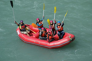 Amuri Apline Rafting in Hanmer Springs is a must todo for all the family. Advneture at its best here at Amuri rafting and jet