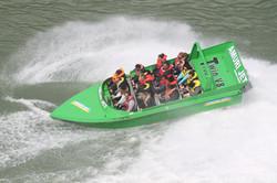 Jetboat Hamilton Spin
