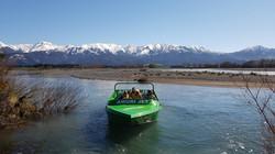 Jetboat Snow