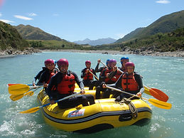 Rafting with Amuri Alpine Rafting, Hanmer springs fun family adventure trip for all to do, a must