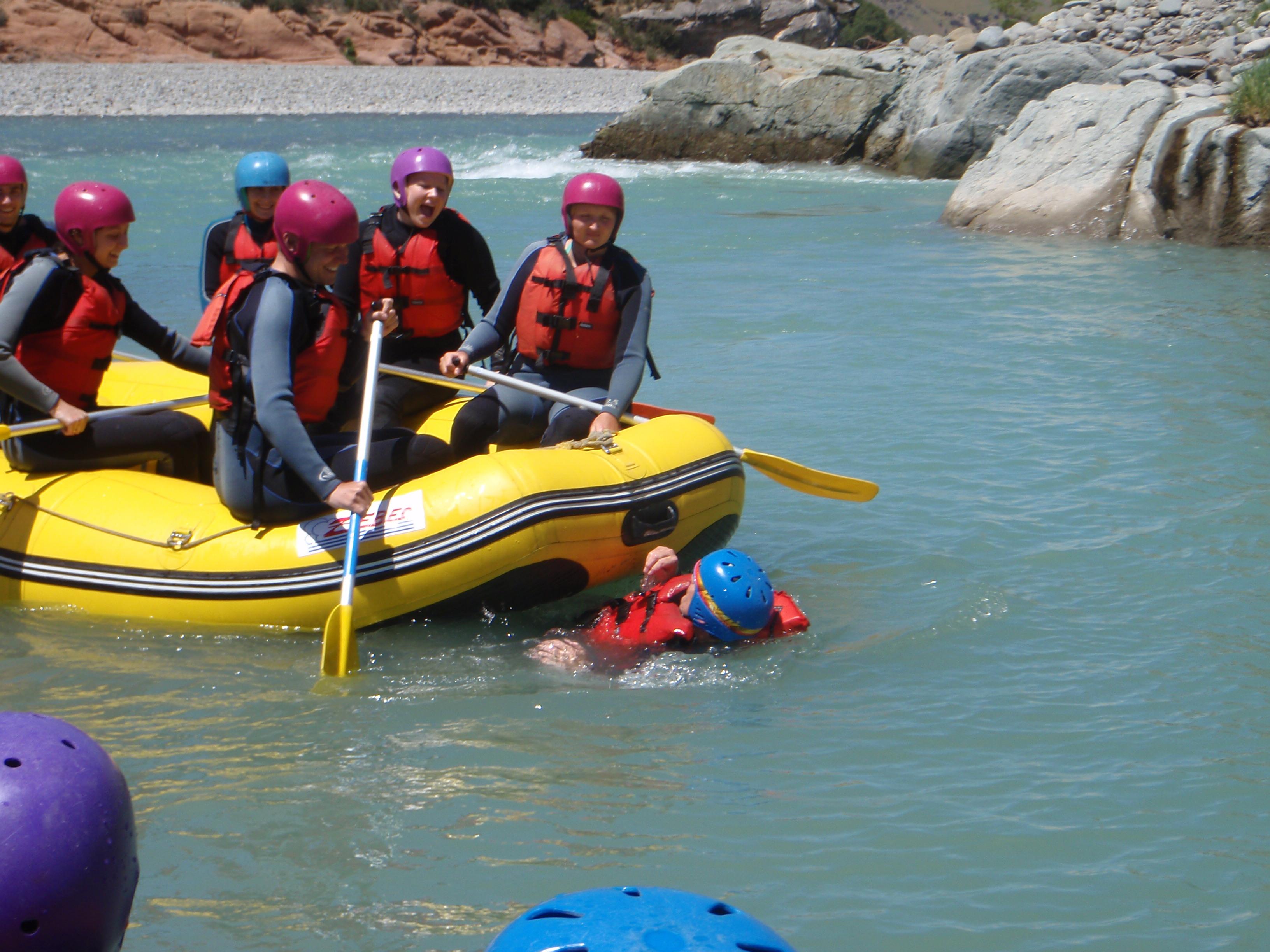 Amuri Rafting
