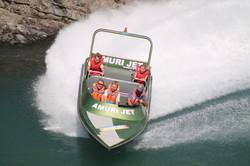 Jetboat Amuri Jet
