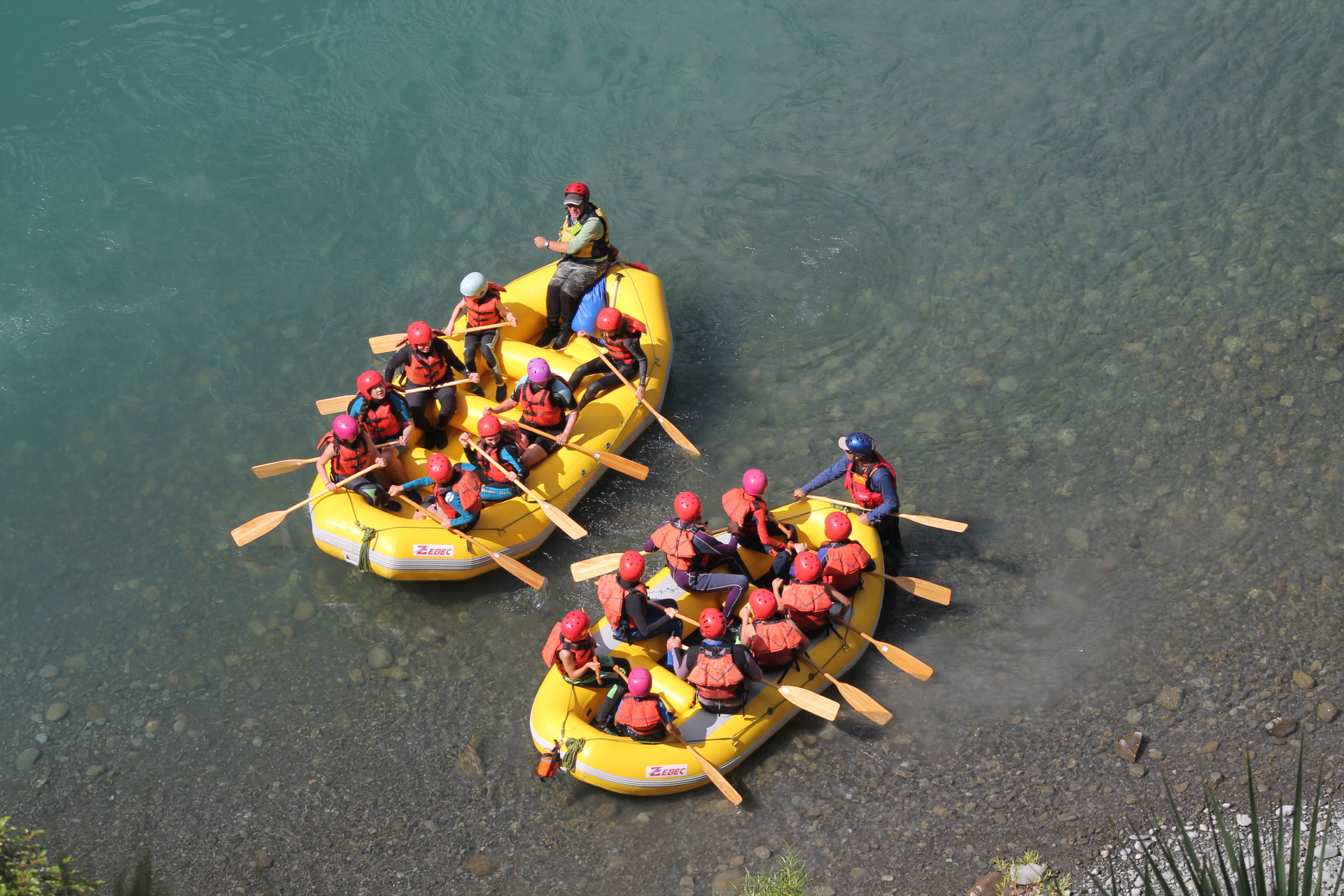 Amuri Rafting Group