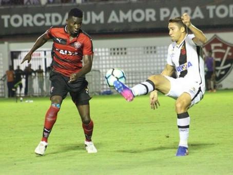 Vasco dá adeus à Copa do BR