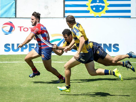 Niterói recebe final de rugby