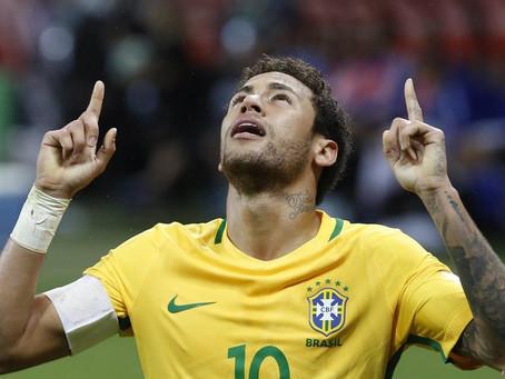 O Brasil está na Copa!