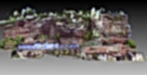Site des maisons troglodites de Graufthal