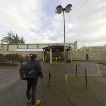 Relevé 3D Groupe scolaire Villefontane (38)