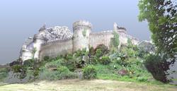 Evidences 3D - Château de Veauce