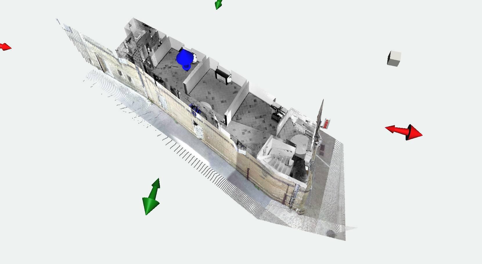 Evidences 3D - Immeuble à UZES