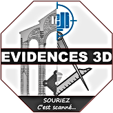 Logo Evidences 3D 2020