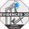 Logo Evidences 3D