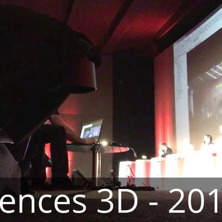 Conférence Evidences 3D - Lyon