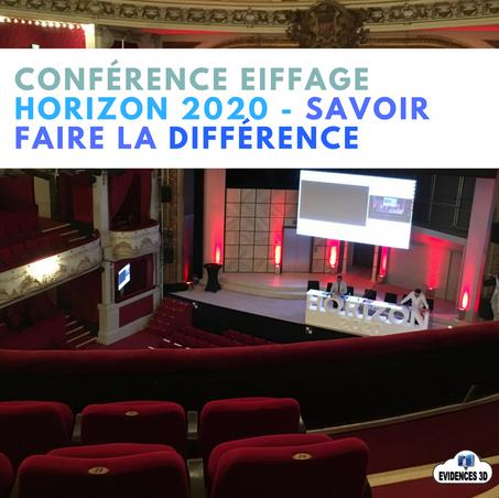 Conférence Eiffage - Evidences 3D