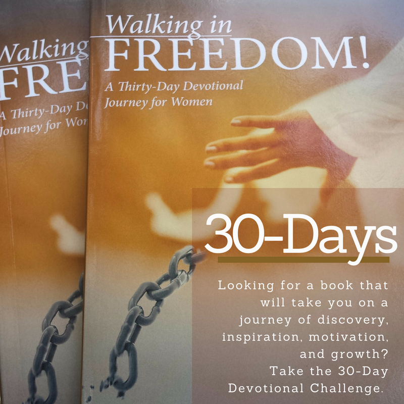Take the 30-Day Devotional Challenge