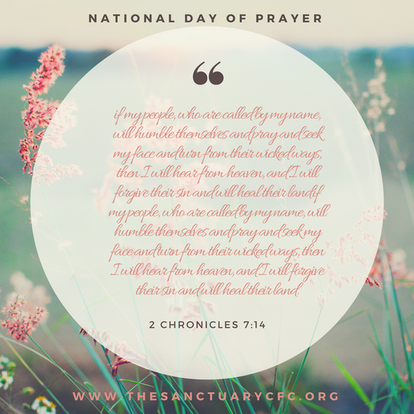 Just Pray - National Day of Prayer