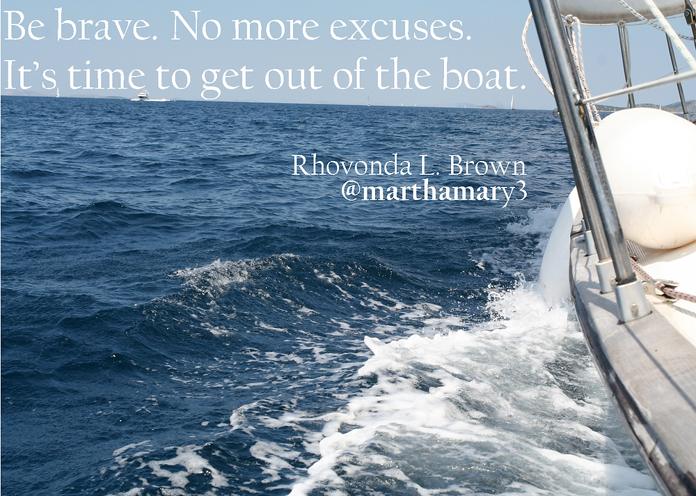No More Excuses-image