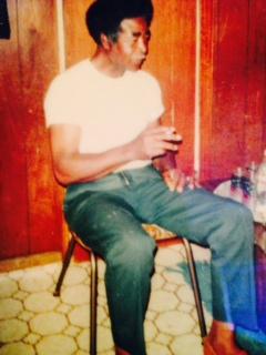 My granddaddy Leodis