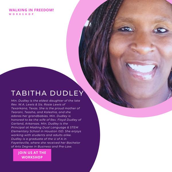 Min. Tabitha Dudley