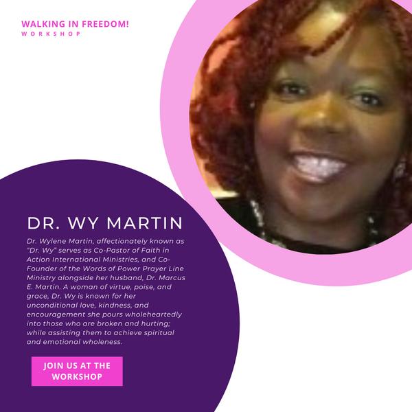Dr. Wy Martin