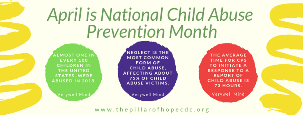 April is Child Abuse Prevention Month (1