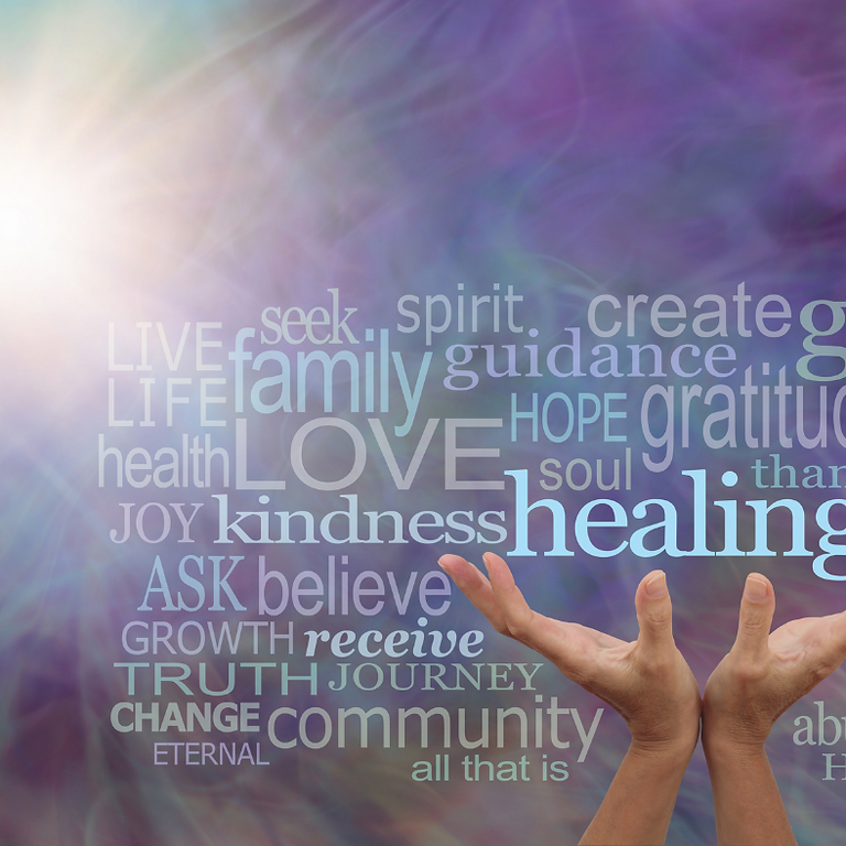 """""""Talk About It"""" Support Group: Healing Journey"""