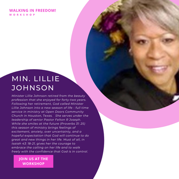 Min. Lillie Johnson