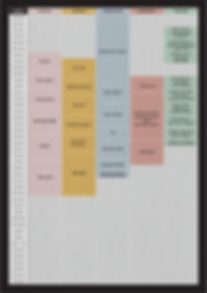 Festival No.23 Friday Timetable