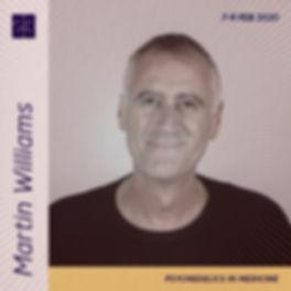 Dr Martin Williams