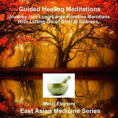 Lung/Large Intestine Meditation Download