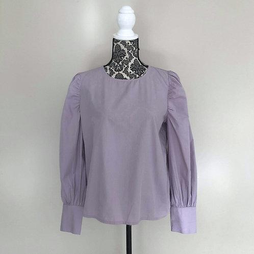 Lilac Puff Shirt